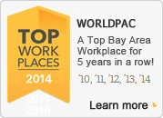 WORLDPAC is a Top Ten Workplace